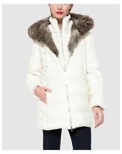 Cappotti e giacche da donna taglia M avorio