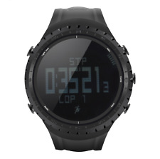 Professional Sports Watch Compass Digital Barometer Altimeter Hiking Wristwatch