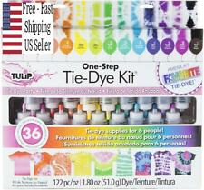 Super Big One Step Tie Dye Kit Tye Die Craft Activity Party Family Fun USA
