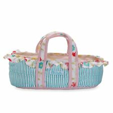 Manhattan Toy Wee Baby Stella Sweet Dreams Bassinet Soft Baby Doll Accessory for
