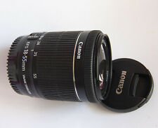 CANON ZOOM EF-S 18-55mm F:3,5-5,6 IS STM PER CANON APS-C
