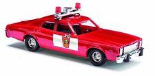 BUSCH 46655 Spur H0 Plymouth Fury »Minnesota State Patrol«  #NEU