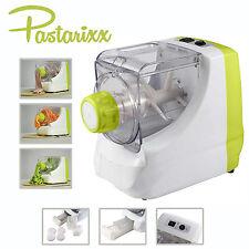 Pastarixx elektrische Nudelmaschine Pastamaschine Pastamaker Spaghetti Makkaroni