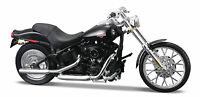 Harley Davidson 2002 FXSTB Night Train 1:18 Motorrad Modell die-cast model