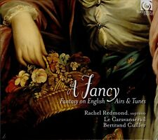 A FANCY fantasy on English Airs & Tunes (17th century) REDMOND , CUILLER