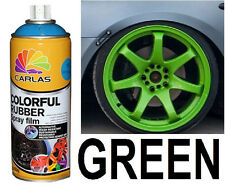New GREEN  Plasti Dip Multipurpose 13.5 oz Spray Can Rubber Coating Removable