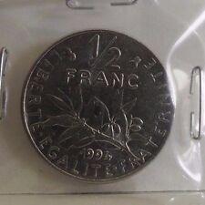 50 centimes semeuse 1994 abeille : TTB : pièce de monnaie française