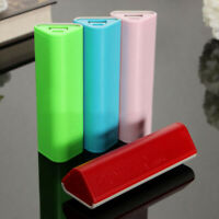 Universal Portable 5000mah USB Power Bank Case Kit Battery Charger for Phone