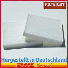 Filteristen BMW 5er F10 F11 F07 Innenraumfilter Pollenfilter (2er Set)