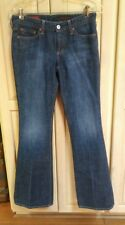 100% Authentic AG ADRIANO GOLDSCHMIED 28 x 33 the Club  Jeans USA Excellent