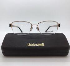 ROBERTO CAVALLI ROTANEV 946 028  WOMENS FRAMES EYE GLASSES 54-17-135 NEW W. CASE