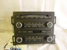 11 12 Lincoln Mks Radio Navigation Gps Control Panel Ba5T-18A802-Ad Rmp28