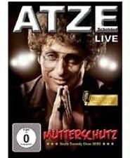 """ATZE SCHRÖDER """"MUTTERSCHUTZ"""" DVD NEU"""