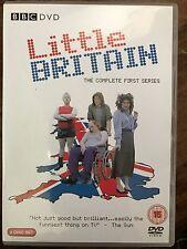 Matt Lucas David Walliams LITTLE BRITAIN Series 1 Hilarious BBC Comedy UK DVD