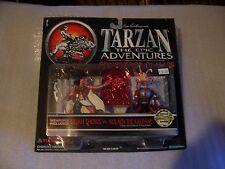 Tarzan The Epic Adventures Dejah Thoris vs. Nolach The Kaldane    1995