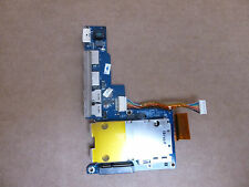 "Apple MacBook 17""A1151 CD a sinistra Pro I/O Board 922-7504, 820-2063-A, 820-1970-A"