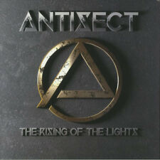 Antisect – The Rising Of The Lights LP Gatefold Vinyl + Booklet New (2017) Punk