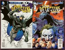 Detective Comics #0 & #1 A. DC 2011. 2 x New 52 Issues.