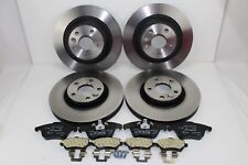 Original Brake Discs + Brake Pads Front + REAR FORD S-MAX/Galaxy 59999900