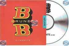 BB BRUNES DYNAMITE CD PROMO