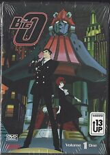 BANDAI ENTERTAINMENT THE BIG O VOLUME 1