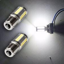 2Pcs Turn Signal Light 1156 1157 3156 3157 7440 7443 33 SMD 4014 LED 12V