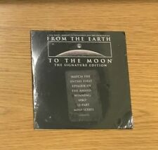 FROM THE EARTH TO THE MOON Promotional DVD First Episode2005  New HBO Free Ship