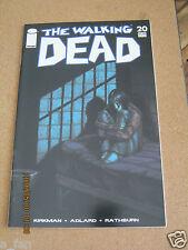 Walking Dead # 20 July 2005 Robert Kirkman Charles Adlard 2nd Michonne