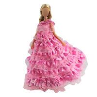 Barwa Pink Polka Dot Elegant Dress Best gift for your baby