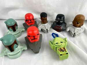 McDonalds Star Wars toys 2020 set of 8 lot collectible toys