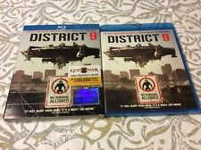 District 9 on Bluray With Slipcover
