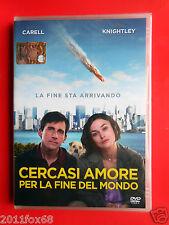 film,dvds,movie,cercasi amore per la fine del mondo,keira knightley,steve carell