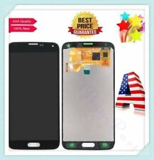 Black For Samsung Galaxy S5 i9600 Replacement LCD Display Digitizer Touch Screen