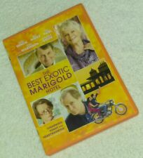 The Best Exotic Marigold Hotel - DVD By Maggie Smith Bill Nighy