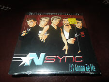 NSYNC - IT'S GONNA BE ME - CD SINGLE - BRAND NEW (SEALED)