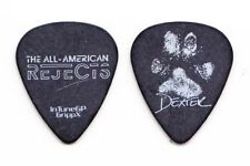 All American Rejects Dexter Guitar Pick - 2012 Kids in the Street Tour