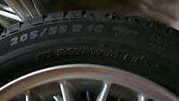 Winterreifen Michelin Alpin A3 205/55 R16 91