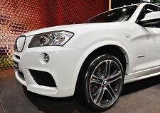 """BMW F25 X3 Original 20"""" M Double Spoke 310 Wheel Set"""
