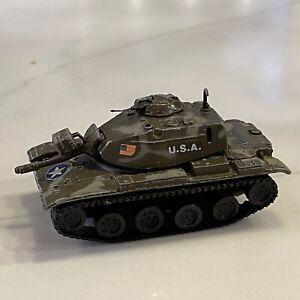 Zylmex T401 M60 A1Tank Metal Diecast Toy Vehicle