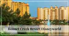 WYNDHAM BONNET CREEK Resort OCTOBER 16TH (4 Nights) 3BR Presidential Suite