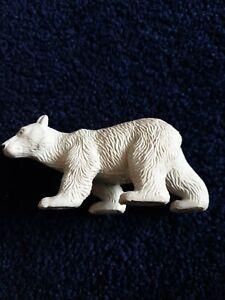 Vintage Plastic Polar Bear