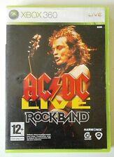 ACDC Live Rockband - Xbox 360 - PAL