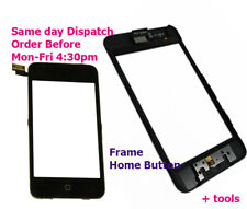 iPod Touch 2 2nd Gen Touch Screen Digitizer Glass with Frame and home button