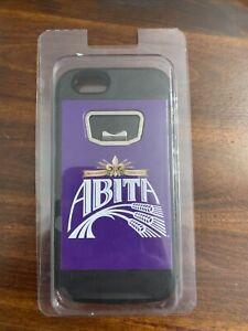 IPhone 7/8 Head case Bottle Opener Phone Case, Abita, RARE
