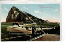 (Gb1177-477) Rock from Spanish Lines, Gibraltar c1910 VG-EX