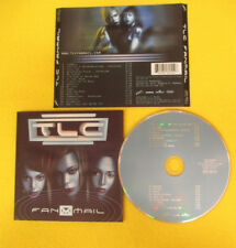 CD TLC Fanmail 1999 Europe LAFACE RECORDS 73008 26055 2 no mc dvd vhs (CS64)