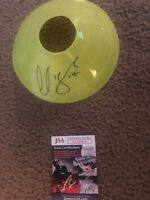 Mark Anthony Kaye Autographed Signed Soccer Cone Los Angeles FC Coa Jsa