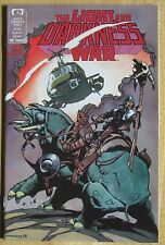 Epic Comics, The Light and Darkness War, # 4, Photos Great Show Condition