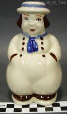 Single Vintage Shawnee Pottery Jack (Jill) Dutch Boy Salt or Pepper Shaker (GG)