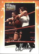 2003 Fleer WWE Divine Divas #46 Molly